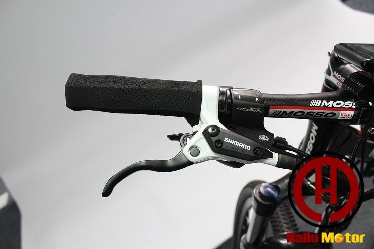 29 inch 26 inch 48 v, 750 w delapan menyenangkan Mid-Drive Motor - Bersepeda - Foto 6