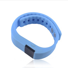 Smart wear band sports bracelet pedometer Anti-lost health band android Ios support