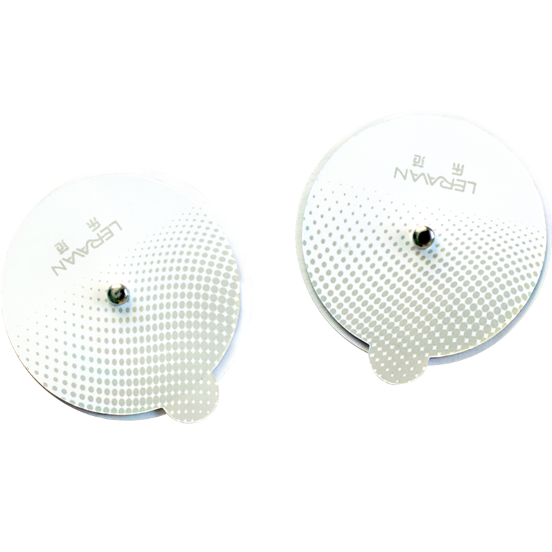 LERAVAN LR - H160WT Small Smart Massager Pads leravan mi home snap on electrode pads 2pcs