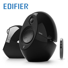 EDIFIER E25HD Luna Bluetooth Speaker Home Theater Design For Desktop Powerful Bluetooth 4.0 Speaker Support AUX Optical Coaxial(China)