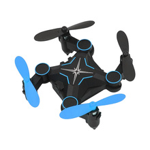 Mini deformation Foldable folding four axis aircraft RC Drone Quadcopters 360 Rolling RC Flying Selfie Helicopter