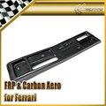 Автомобиль Стайлинг для Ferrari F430 углеродного волокна центральной консоли Замена LHD