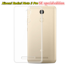 152mm Gradient Colour Ultra Silicone TPU phone Cases For Xiaomi Redmi Note 3 Pro Se special edition 3 4 Global Version+glass