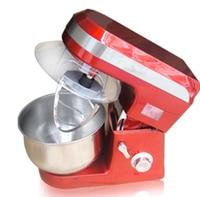 Free shipping High quality Food mixer with mixing bowl 220V 240V,1200W stand mixer cook machine dough mixer machine