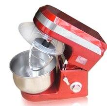 Free shipping High quality Food mixer with mixing bowl 220V-240V,1200W stand mixer cook machine dough mixer machine
