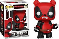 Hot Topic Exclusive FUNKO POP Official Marvel: Deadpool Pandapool Vinyl Action Figure Collectible Model Toy with Original Box