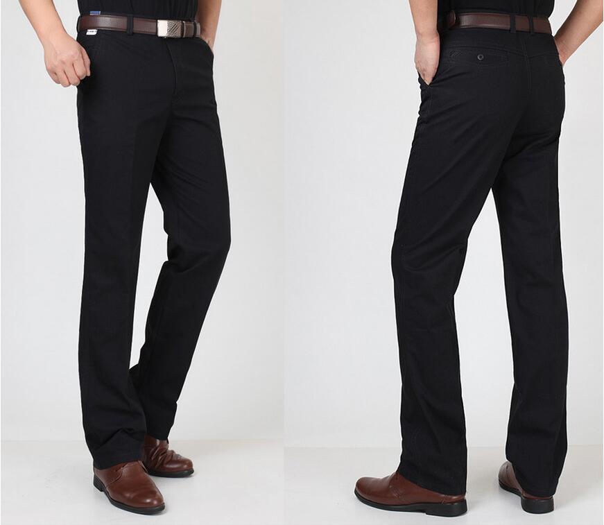Στερεά Καλοκαιρινά παντελόνια άνδρες - Ανδρικός ρουχισμός - Φωτογραφία 3