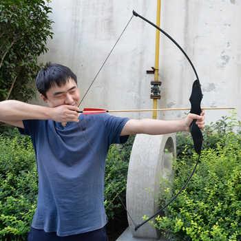 D & Q ยิงธนู Recurve Takedown Bow และ Arrow ชุด 30lbs สำหรับเยาวชนผู้ใหญ่เริ่มต้นการฝึกซ้อมไม้ตรงโบว์ longbow ชุด
