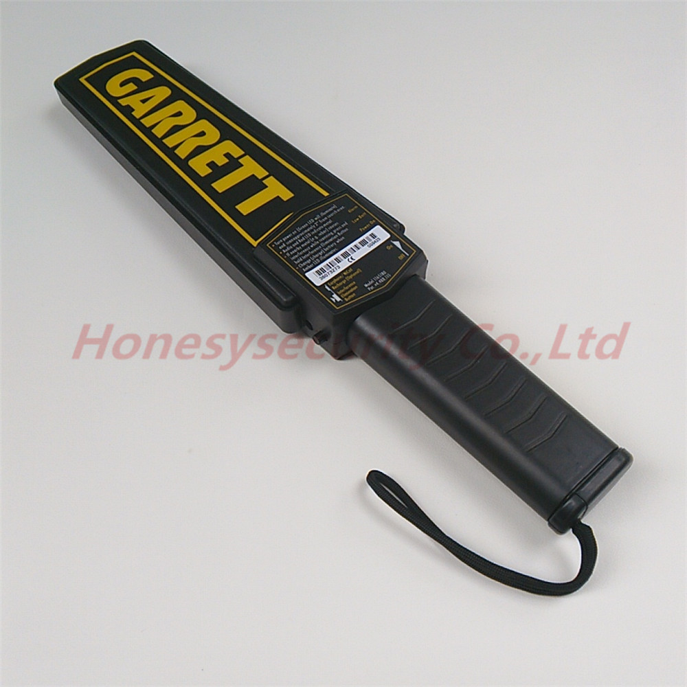 Strong Recommend Handheld Metal Detector Wholesale Hand-Held Security Detector Super Scanner