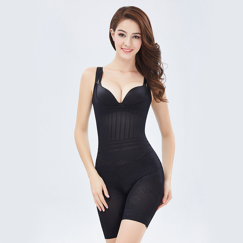 Abdominal Body Shaping Corset Postpartum Corset Body Underwear Hips Lightweight, Soft And Comfortable Slim Fit Jumpsuit