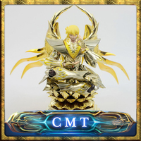 CMT Instock Saire MetalClub EX Soul of God SOG Virgo Shaka Seiya metal armor God Cloth Ex Action Figure Remastered Version