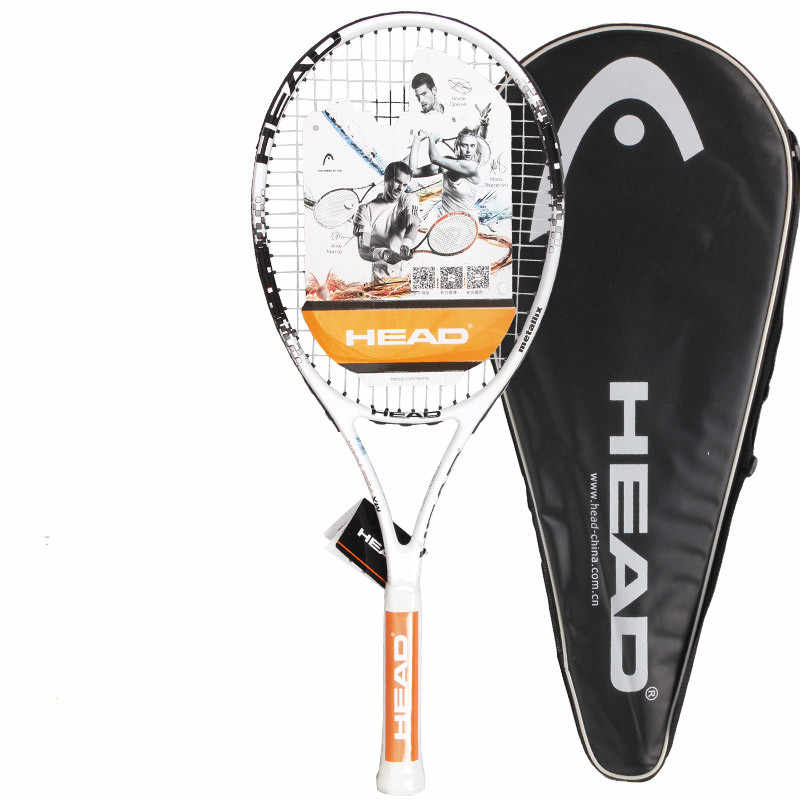 Original HEAD  Ti Tennis Racket Head Raquete De Tennis String Raquetas De Tenis