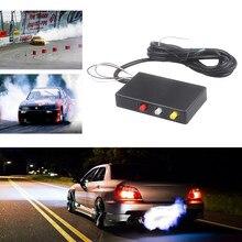 Автомобильное зажигание Rev Limiter Control Fire Control le набор для запуска выхлопных газов чип Дрифт выхлопных газов