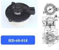 Motor de ventilador de aire acondicionado automotriz/ventilador electrónico/motor de ventilador de ciudad|blower motor|automotive air conditioning|air conditioning blowers -