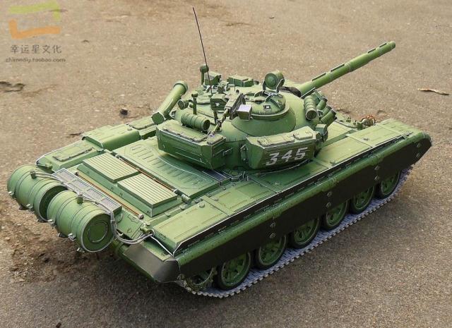 Британский Кромвелл круиз танк военная модель 3D бумажная модель сделай сам ручная бумажная заготовка игрушка