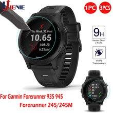 Защитная пленка для экрана из закаленного стекла для Garmin Forerunner 935 945 245 245M 45, спортивные Смарт-часы, браслет, защитная пленка