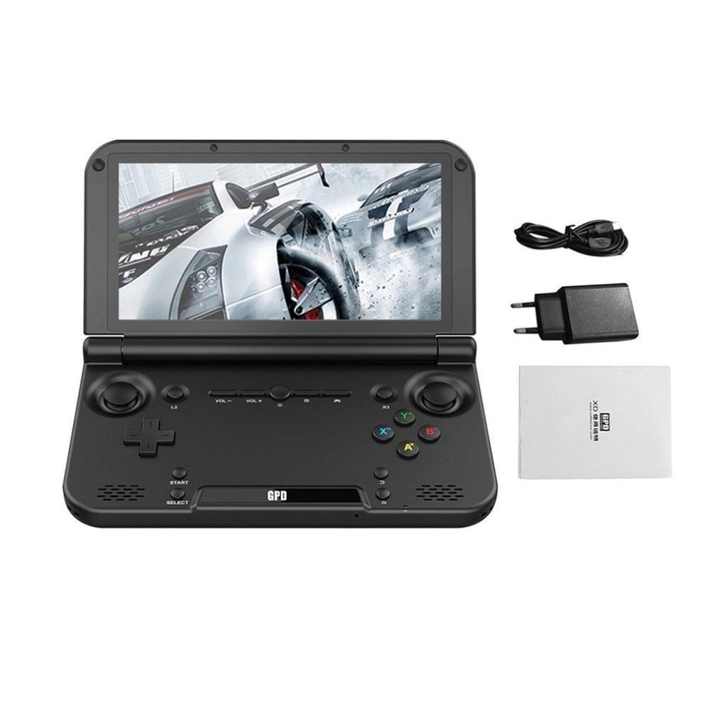 Portable Taille GPD XD PLUS écran tactile 5 pouce de poche Joueur de Jeu Gamepad 4 gb/32 gb 2.1 ghz De Poche jeu Console Joueur de Jeu