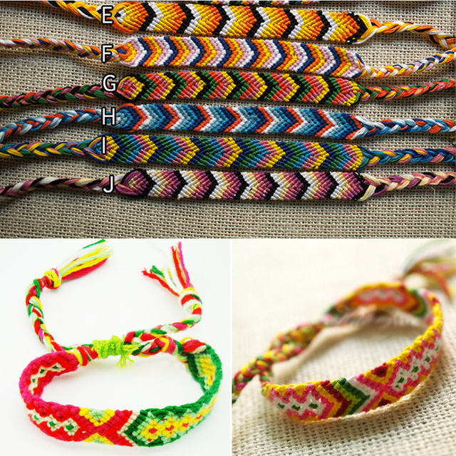 what does the string bracelet aliexpress buy wholesale 100 strings handmade 6237