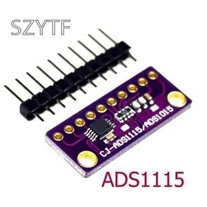Image 1 - I2C ADS1115 16 Bit Adc 4 Kanaals Module Met Programmeerbare Gain Versterker 2.0V Naar 5.5V Voor Arduino Rpi