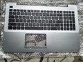 Frete grátis! 95% original novo para asus k555 x555 x555l k555l eua layout teclado