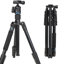 Cheaper DHL Free Shipping BENRO IT25 Portable Camera Tripod Reflexed Removerble Traveling Monopod Carrying Bag Max Loading 6kg