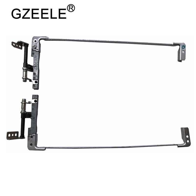 "GZEELE nouvelle charnière d'écran LED pour ordinateur portable HP pavillon DV6 DV6-1000 DV6-1100 DV6-2000 DV6-1300 DV6-2100 DV6-1200 15.6 ""LCD charnières"