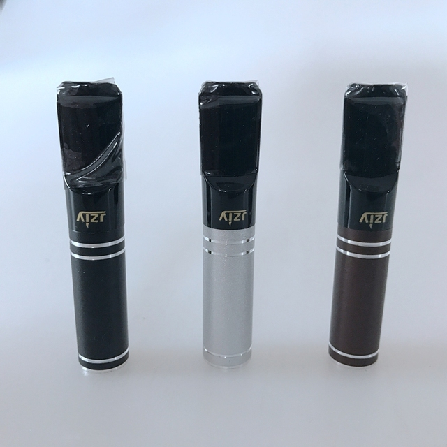 Metal Smoking Pipes Super Cleaning Reusable Tobacco Cigarette Filter Reduce Tar Holder Stone Reusable Clean Reduce Tar Smoke