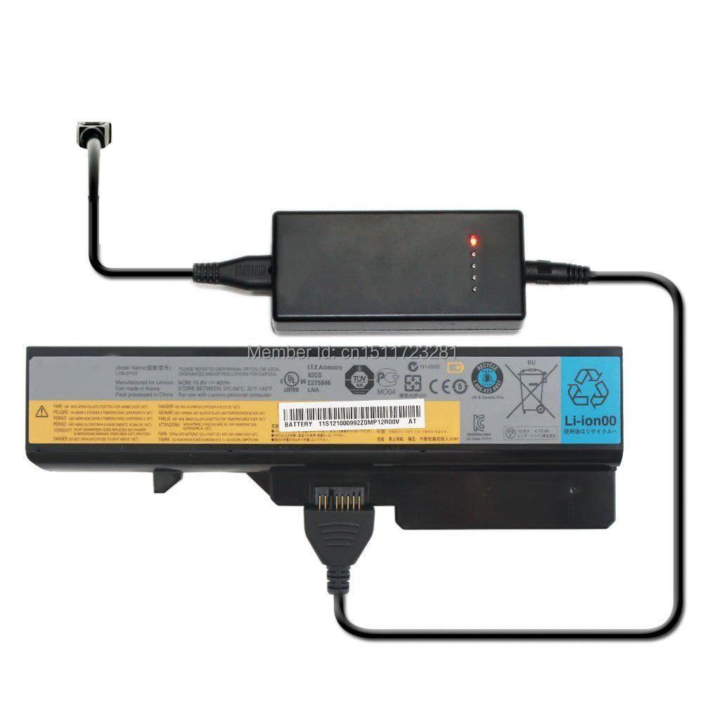 External Laptop Battery Charger for Lenovo L11L6F01 L6R01