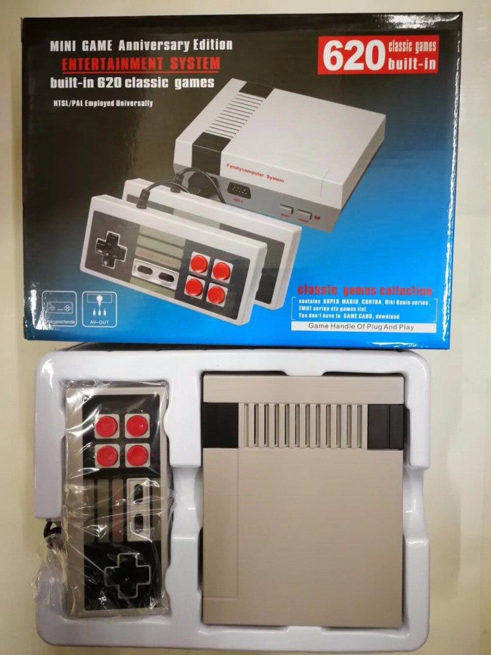 Xixun Classic Retro Mini Game Console 620 Games Super Mini Tv Game Console Video Game Consoles Aliexpress