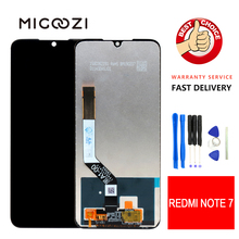 For Xiaomi Redmi Note 7 LCD Display Screen Digitizer Assembly Screen for Xiaomi Redmi Note 7 Display LCD Replacement цена
