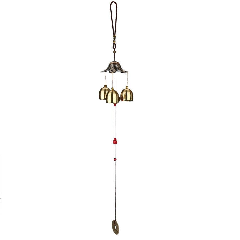 2020 Large Wind Chimes Bells Copper Tubes Outdoor Yard Garden Decor Ornament