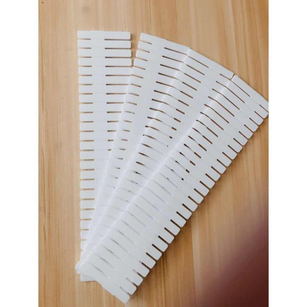 Plastic drawer partition board free combination classification partition board Dropshipping