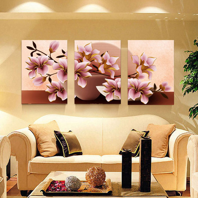 canvas painting calligraphy wall pictures for living room Europe and ...