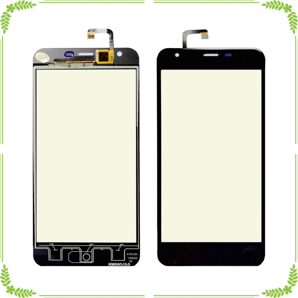 Phone Touch Screen For <font><b>OUKITEL</b></font> <font><b>K7000</b></font> Touchscreen Digitizer Front Glass Sensor Panel Replacement No lcd image
