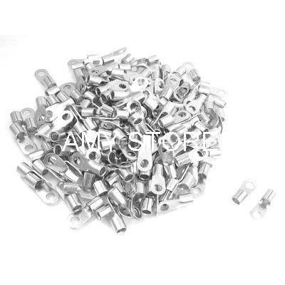 6 AWG Wire Connector 88A Non insualted Ring Terminal