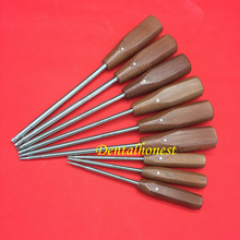 цена на A set of 9 pcs Bone Screwdriver Hex Heads Veterinary orthopedics Instruments