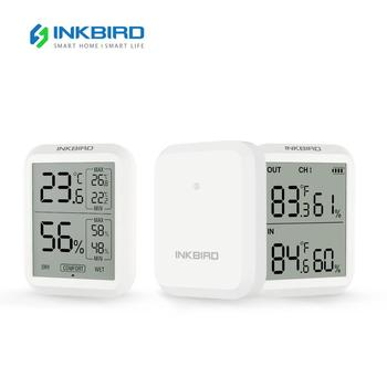 ITH 20 20R High Accuracy Digital Thermometer Hygrometer Temperature Humidity Gauge Monitor Indoor Outdoor Weather Station