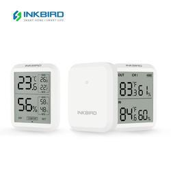 ITH 20 20R wysoka dokładność cyfrowy termometr higrometr temperatura wilgotność Gauge Monitor kryty odkryty stacja pogodowa