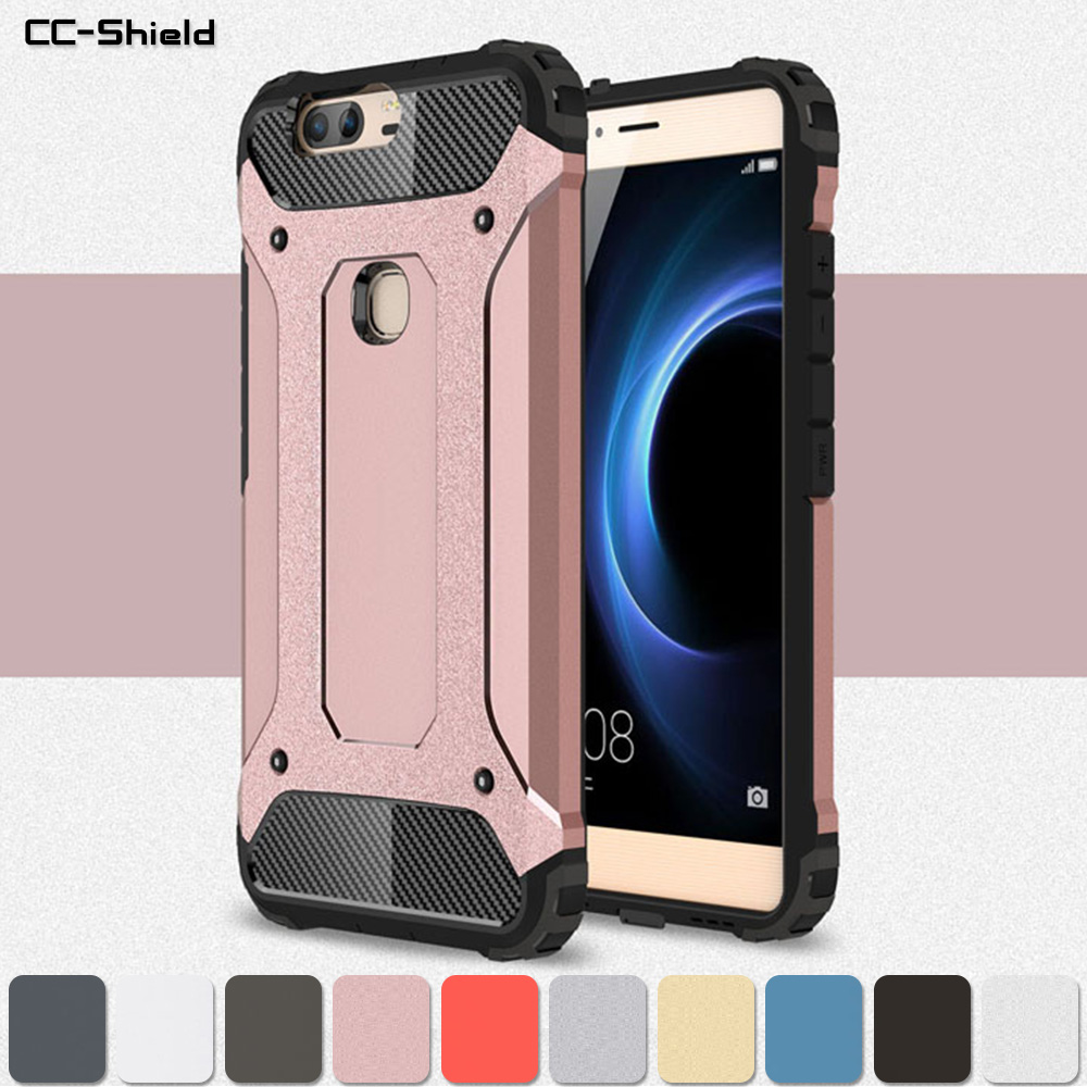 release date 42150 2fe60 Armor Case for Huawei Honor 8 FRD-L09 FRD-L19 Phone Bumper Fitted Case for  Huawei Honor8 FRD L09 L19 Frame Protection Cover capa