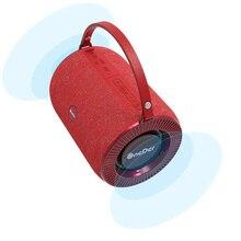 Portable wireless Bluetooth speaker outdoor multi-functional Bluetooth speaker FM stereo bass effect Bluetooth speaker TF card m17 new outdoor portable bluetooth speaker 15w subwoofer multi functional card insert microphone speaker wireless stereo