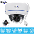 Hiseeu 960P 1080P HD POE Network  IP Camera Motorized Zoom Auto IR-CUT Vandal-proof Dome WDR ONVIF 2.0  P2P Remote IP65 HCR9