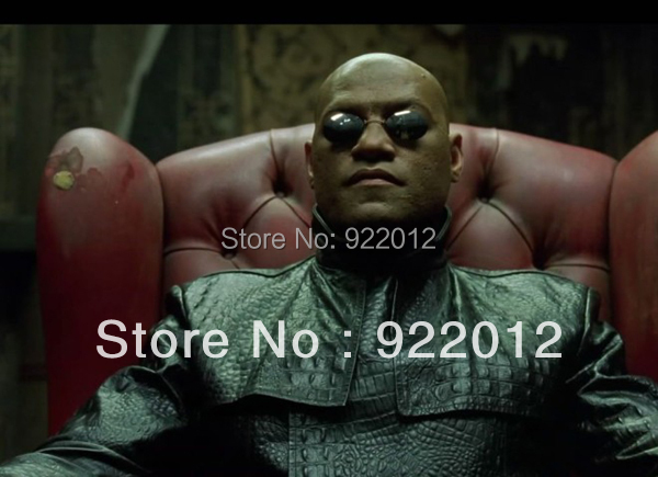 69d2474094a A113 Model Classic Round Clip On glasses Matrix Morpheus Sunglasses Matrix  Sunglasses Movie sunglasses rimless sunglasses men-in Sunglasses from  Apparel ...