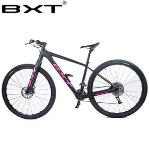 BXT 29 بوصة جديد دراجة هوائية جبلية 11 سرعة MTB دراجة مزدوجة مكبح قرصي دراجة جديدة دراجة جبلية مناسبة للبالغين شحن مجاني