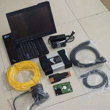 Для BMW ICOM NEXT A+B+ C новое поколение ICOM A2 диагностический инструмент с x200t 4g ноутбук с,12 500gb hdd готов к работе