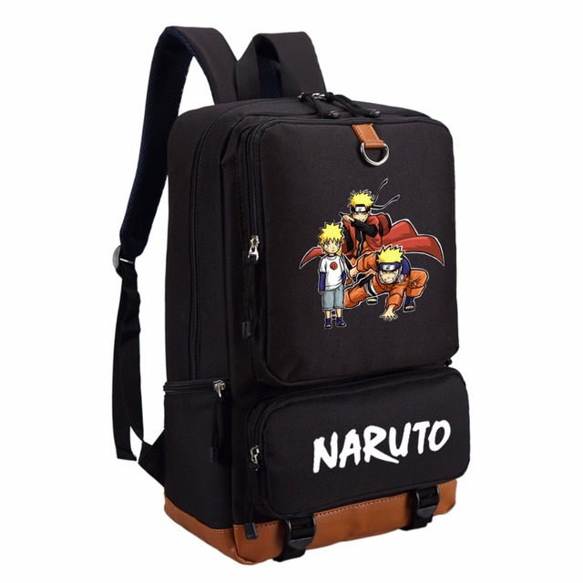 Naruto fashion casual backpack