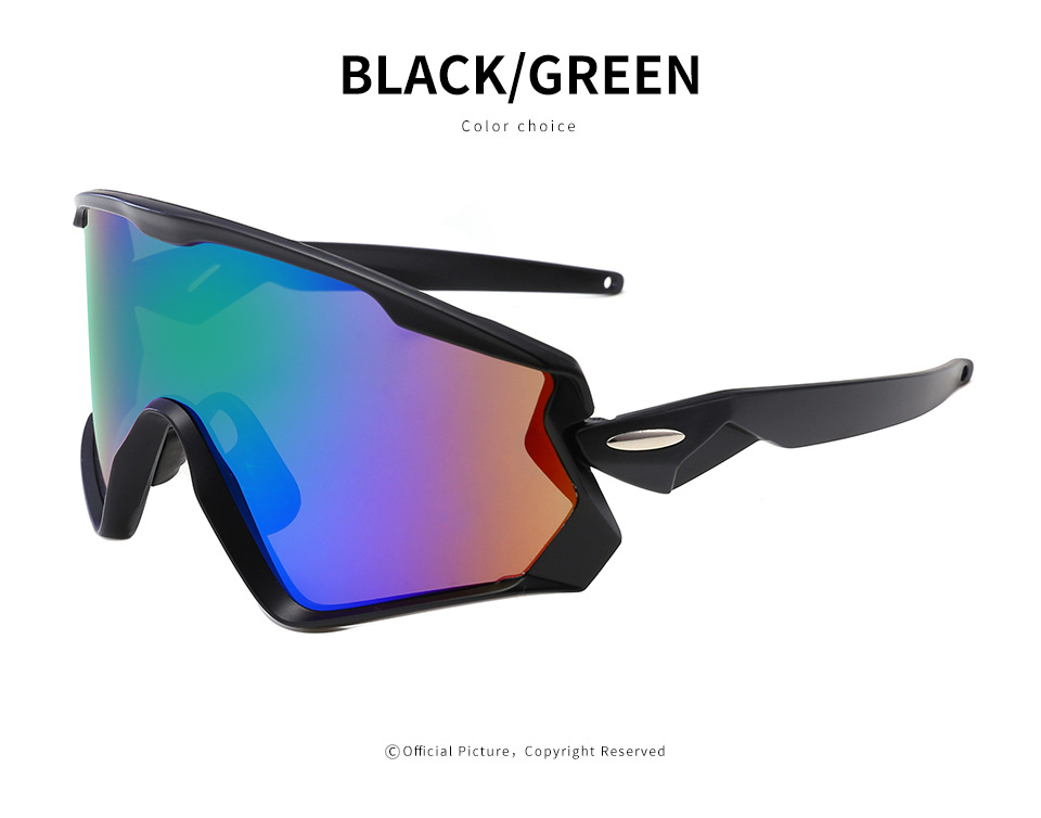 ba9b64cfeec Details about Men Women Cycling Glasses Mountain Bike Goggles Bicycle Sport  Sunglasses MTB