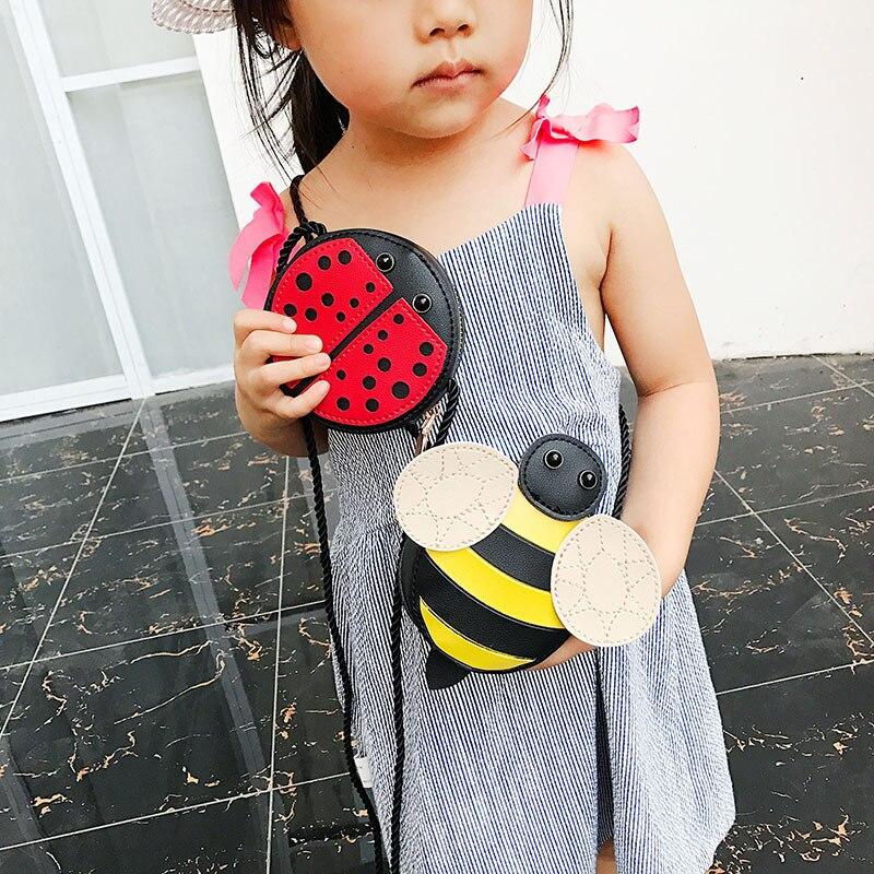 2019 Neue Nette Mädchen Mini Pu Schulter & Messenger Taschen Cartoon Tiere Förmigen Zipper Mode Prinzessin Kreuz-körper Taschen 8f0932 Kinder- & Babytaschen