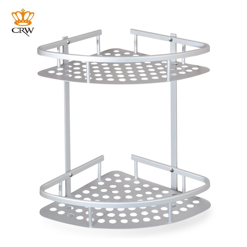 Aliexpress Com Buy Crw 2 Tier Shower Caddy Bathroom