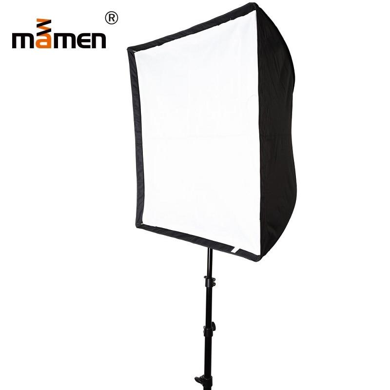 Mamen Soft Box Umbrella Softbox Photography Lighting Photo Studio Kit Professional Reflector Soft Box With Monopod 72cm Outdoor