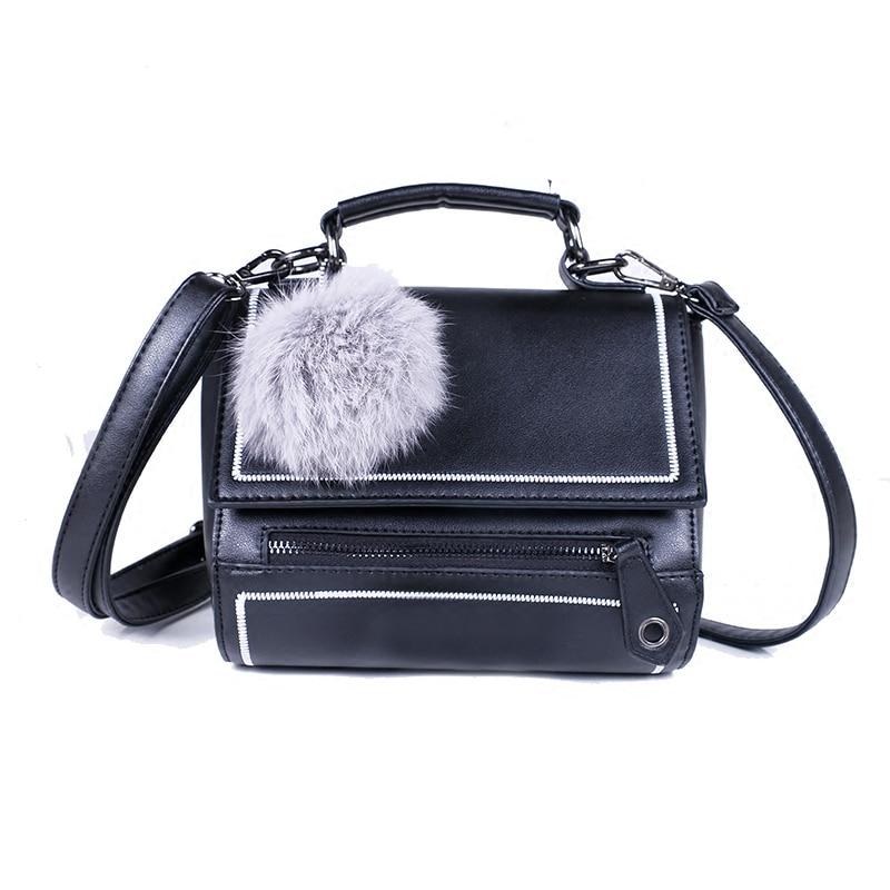ФОТО Bags handbags women bag brand new female bag for women all-match Korean tide retro simple fashion spring Satchel Bag
